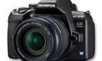 Olympus e-620 цифрова камера