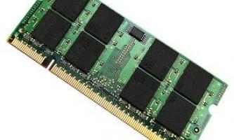Оперативна пам`ять для ноутбуків - запорука високої продуктивності
