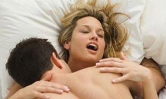 Оргазм чоловічий та жіночий