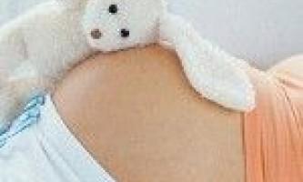 Набряки під час вагітності