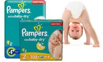 """""""Памперс актив бебі-драй"""": відгуки. (Pampers active baby-dry). Опис, ціни"""