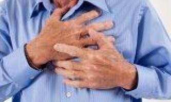 Перша допомога при інфаркті