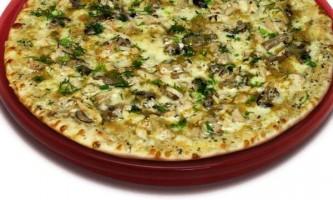 Піца дачні в аерогрилі