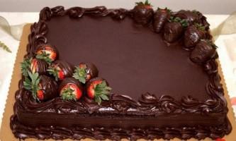 Пиріг шоколадний: рецепт простий з фото. Шоколадний пиріг з сирними кульками