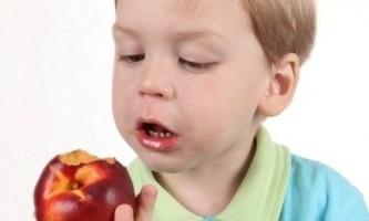 Харчування дитини для профілактики залізодефіцитної анемії
