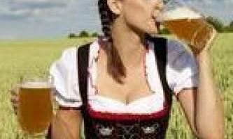 Пиво для жінок: шкода і користь