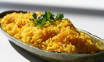 Плов без м`яса. Рецепт готування вегетаріанського плову