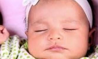 Чому діти не сплять вночі - причини і способи подолання.