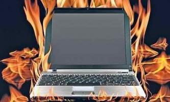 Чому нагрівається ноутбук?