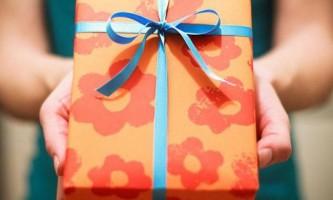 Подарунок - це бажання зробити приємно