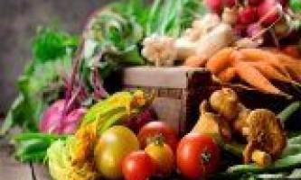 Корисні факти про овочі і зелені