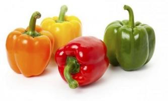 Корисні властивості і калорійність солодкого перцю