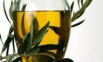 Користь оливкової олії