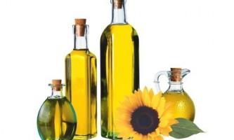 Користь рослинних масел для організму