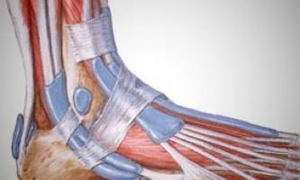 Розтягнення зв`язок гомілкостопу. Симптоми, лікування, наслідки після травми.