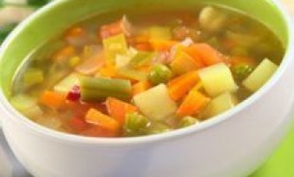 Розвантажувальний день на супі