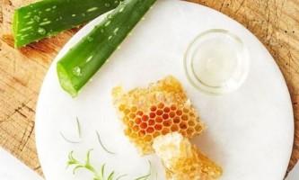 Рецепти масок з алое від зморшок