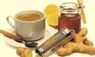 Рецепти застосування імбиру для схуднення
