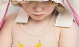 Рожевий лишай у дітей - рідкісне, але не небезпечне захворювання
