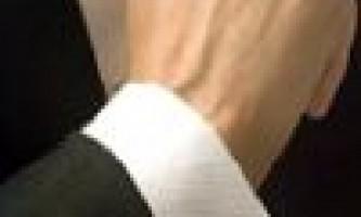 Сорочки під запонки: як не помилитися у виборі