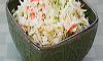 Літні салати для схуднення рецепти