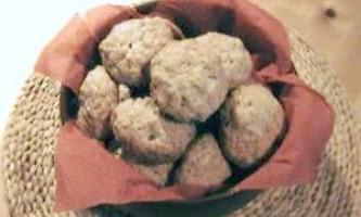 Найпростіше вівсяне печиво - рецепт