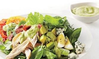 Найкращий рецепт - салат з копченою куркою