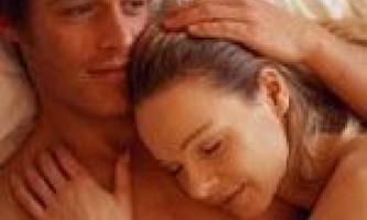 Секс з колишнім чоловіком