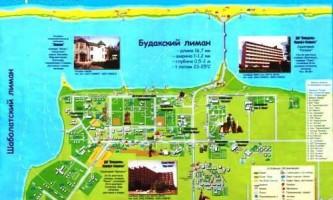 Сергіївка, одеська область. Оздоровчі санаторії