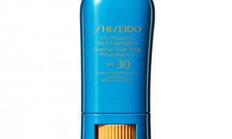 Shiseido представили сонцезахисні тональні засоби