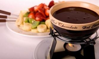 Шоколадне фондю