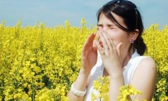 Симптоми і лікування алергії на квіти (тюльпани, лілії, польові квіти)