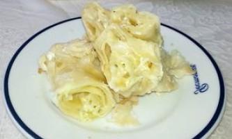 Синор. Аджарське національне блюдо - рецепт