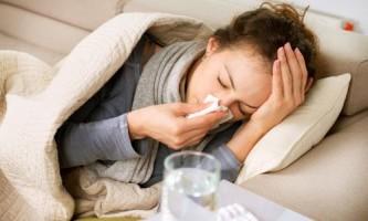 Скільки тримається висока температура при грипі