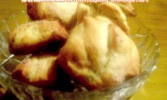 Листкові вертушки з медом, анісом і лимонною цедрою - рецепт
