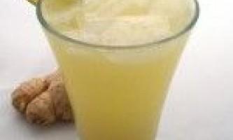 Сода і імбир для схуднення