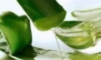Сок алое - засіб для схуднення