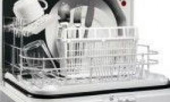 Сіль для посудомийної машини