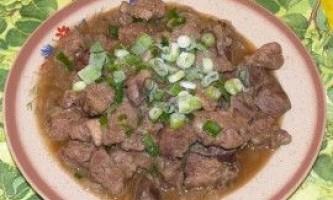 Соус з м`ясом і картоплею: які інгредієнти використовувати і як приготувати?