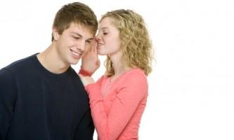 Як дати зрозуміти хлопцю, що він тобі подобається