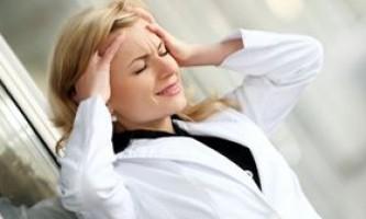 Стрес погіршує пам`ять людини