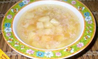 Суп курячий з вермішеллю (покроковий рецепт з фото)