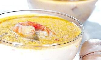 """Тайський рибний суп """"том ям"""""""