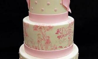 Торт з мастики для дітей (фото)