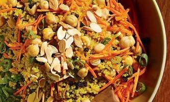 Освіжаючий салат в східному стилі