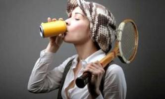 Вживання енергетичних напоїв сприяє пристрасті до шкідливих звичок