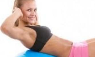 Вправи для швидкого схуднення