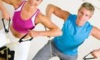 Вправи з еластичною стрічкою