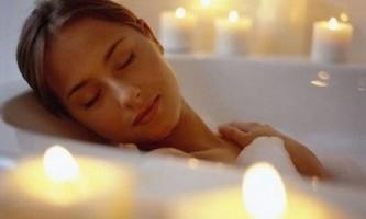Ванни для заспокоєння і розслаблення