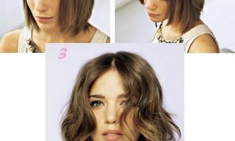 Вечірні зачіски на коротке волосся: 8 фото образів + відео майстер-клас